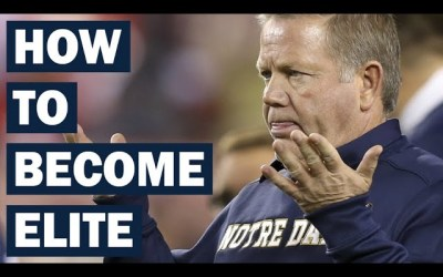 Changes Notre Dame Needs to Make to Reach Elite Status