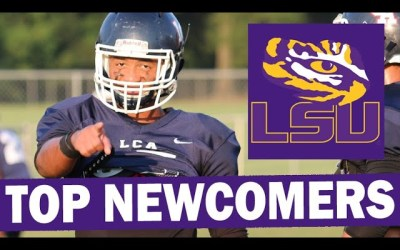 Biggest Impact Newcomers for LSU in 2021
