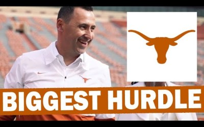 Sark's Biggest Obstacle at Texas