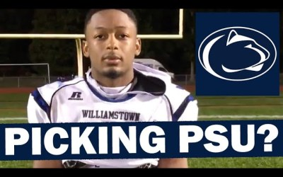 Will Keon Sabb Choose Penn State? (5* Athlete in 2022 Class)