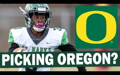 Does Oregon Have a Shot at Kevin Coleman? (5* WR in 2022 Class)