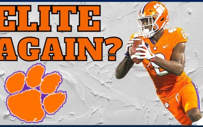 BACK TO ELITE? / Clemson Wide Receiver Preview