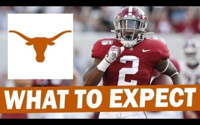 What to Expect from Keilan Robinson (Alabama Transfer RB)