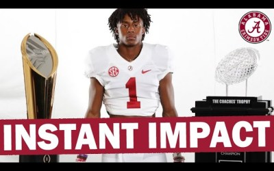 Alabama Top 5 Newcomers for 2021