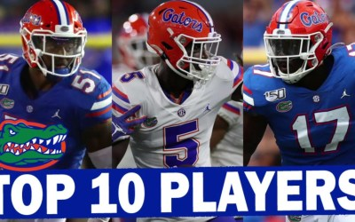 Florida's Top 10 Players for 2021