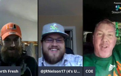Coast to Coast Canes Post-Game Show on Mark Rogers TV