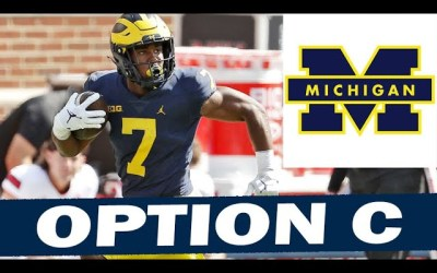 Donovan Edwards Shows Michigan Has a Solid 3rd Option at RB