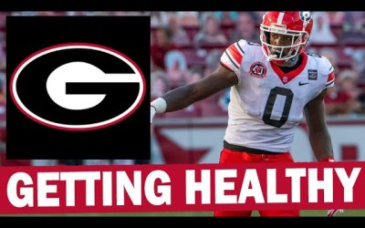 Georgia is Finally Getting Healthy + Surprise Secondary
