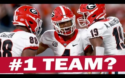 Is Georgia the Best Team in the Country?