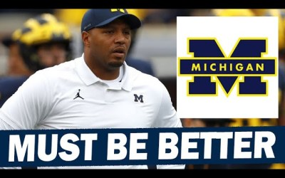 Is Michigan's Pass Game Play Calling Good Enough to Beat Great Teams?