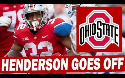 Ohio State Edges Out Tulsa Late with the Help of Henderson