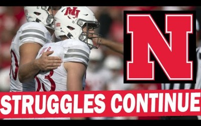Special Teams Continues to Hold Nebraska Back