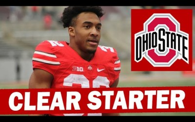 TreVeyon Henderson is Clear #1 RB for Ohio State