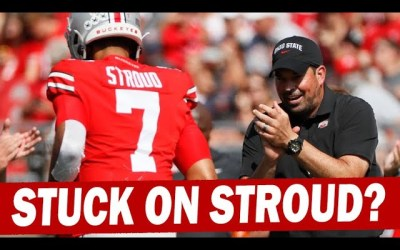 Will Ryan Day Stick with CJ Stroud No Matter What?