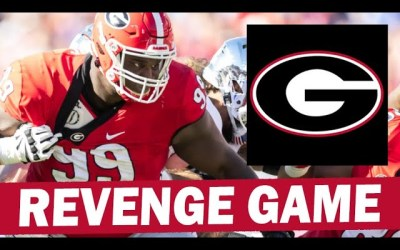 Georgia Doesn't Just Want to Beat Florida – They Want to Win BIG