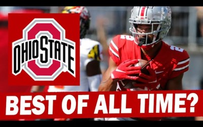 Is Chris Olave the Best Ohio State WR Of All Time?