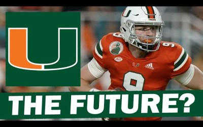 Is Tyler Van Dyke the Future for Miami at QB?