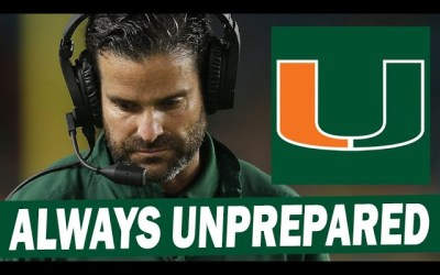 Miami is Always Unprepared and Manny Diaz Constantly Makes Bad Decisions