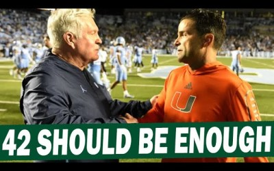 No Excuse for Miami Losing After Scoring 42 Points