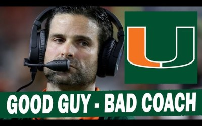 Nothing Personal Against Manny Diaz