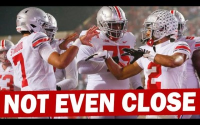 Ohio State Flexed Their Muscle on Indiana