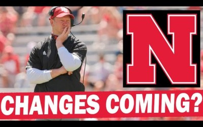 Scott Frost Has to Make Changes to Coaching Staff
