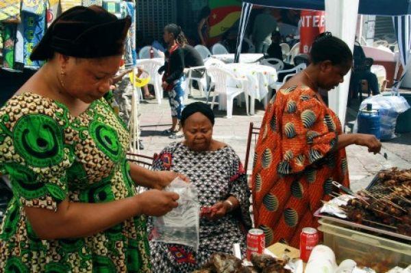 cours de cuisine africaine