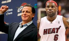 Dan Gilbert/LeBron James