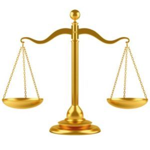 The Scales of Justice: the Knowing of Balance, the Gratitude for Gender Equality Within/Without