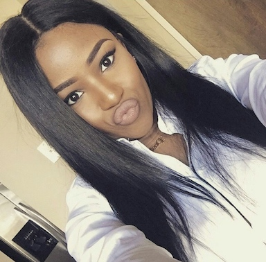 Dominique Evans Atlanta GA  Voice of Hair