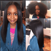 of hair makeovers