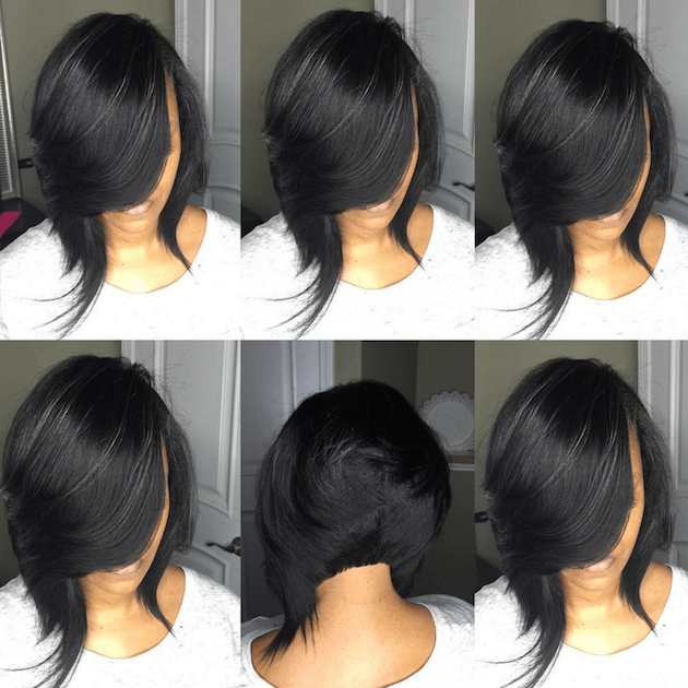 Quick Weave Short Hairstyles 2017 Page 1