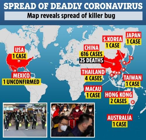 Brock University Expert Says Coronavirus Could Be Next
