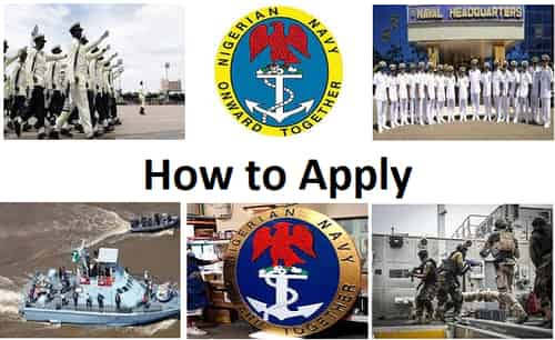 Nigerian Navy Recruitment Portal