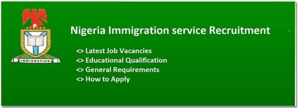 NIS Recruitment 2019