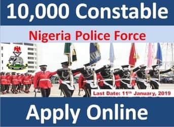nigeria police careers