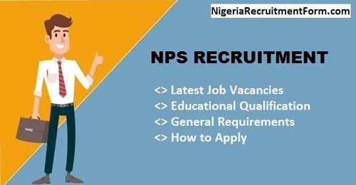 NPS Recruitment