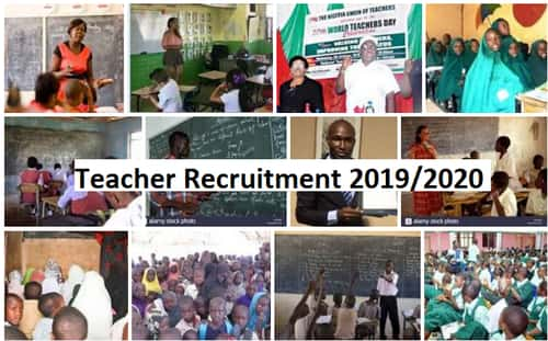 Nigeria Teacher recruitment 2019