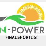 npower final shortlist