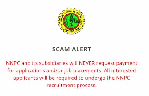 nnpc recruitment portal