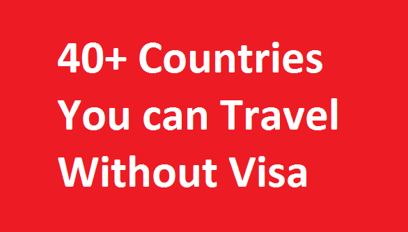 travel countries without visa