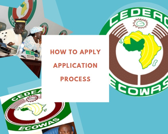ecowas recruitment portal