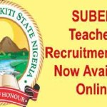 ekiti state teachers recruitment