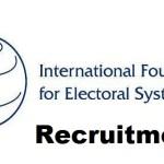 ifes recruitment