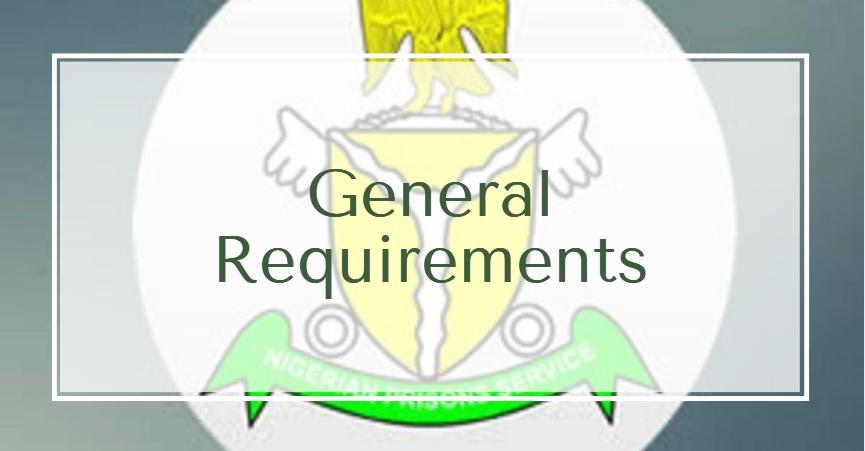Prisons Service Requirements
