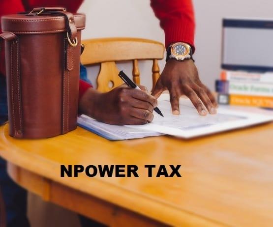 npower tax
