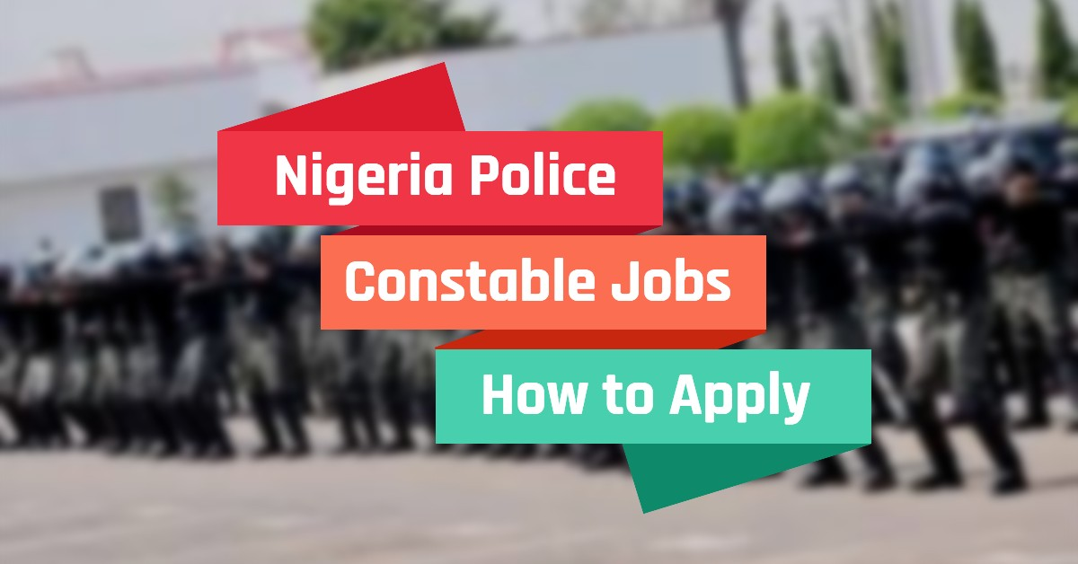 police recruitment portal