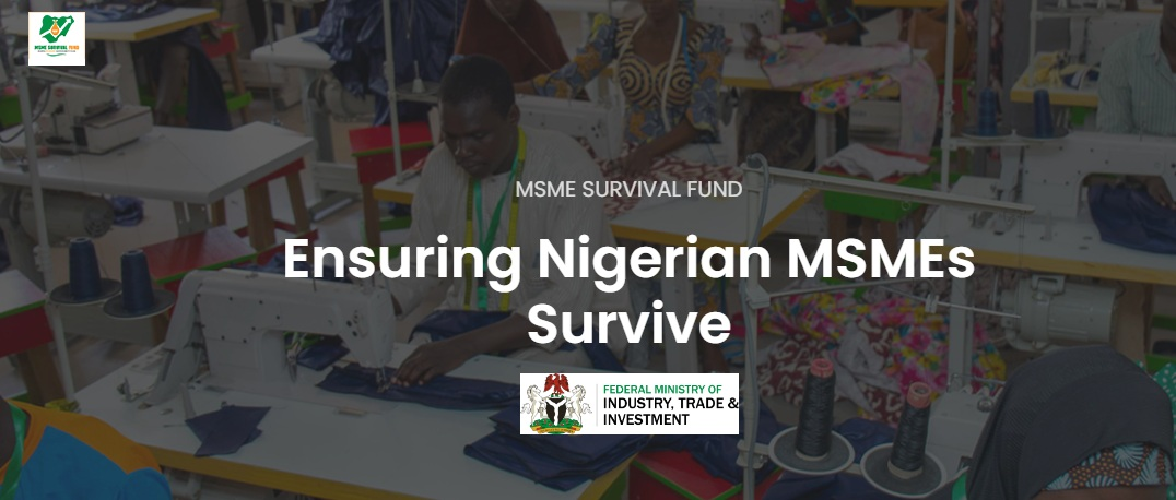 Application survivalfund.gov.ng