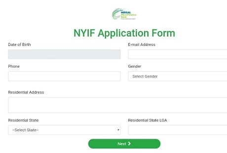 nyif application details