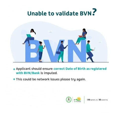 BVN and Profile Validation » Voice of Nigeria